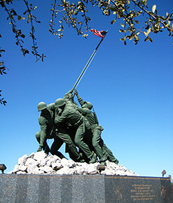 The Iwo Jima Memorial Is Just One Of Many Historic Attractions In Rio Grande Valley