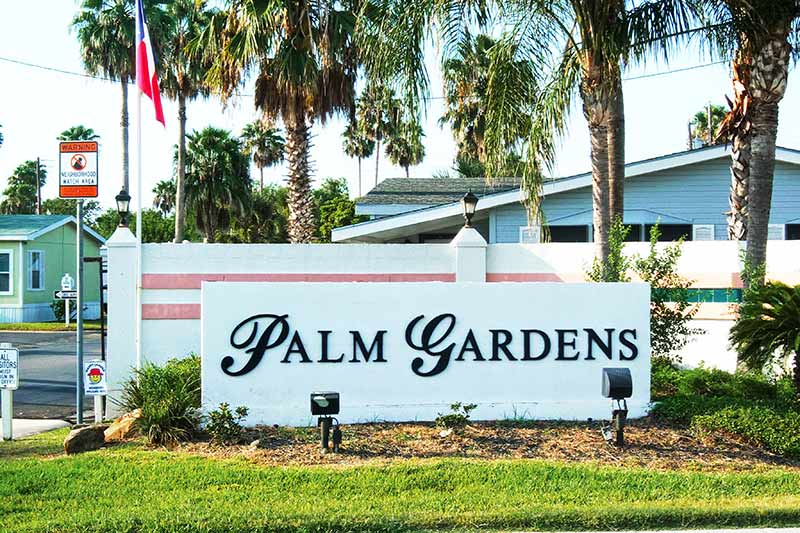 slideshow of our harlingen tx rv park - Palm Garden
